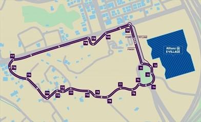 AD DIRIYAH: Svelato il nuovo layout della pista araba, primo appuntamento di Season 5