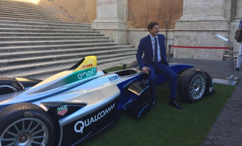 ePrix di Roma: intervista a Roberto Diacetti