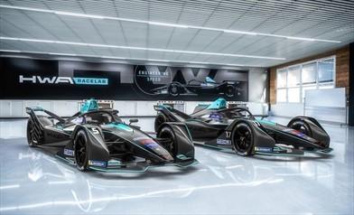 Formula E - HWA RACELAB: Il team partner Mercedes motorizzato Venturi prenota un posto tra i grandi