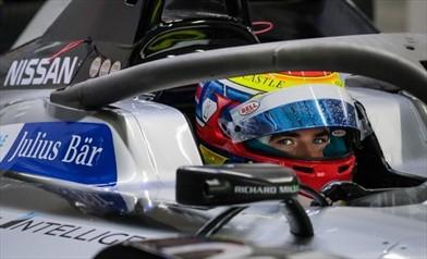 FORMULA E - NISSAN : Oliver Rowland rimpiazza Alex Albon al volante della Gen2