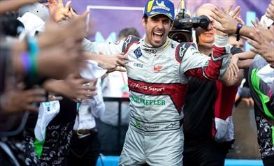 MEXICO CITY E-PRIX: Di Grassi strappa una vittoria inaspettata negli ultimi metri di gara