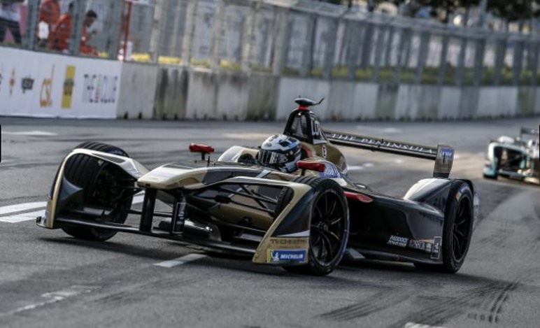Foto Techeetah